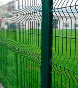 Купить 3D забор в Москве